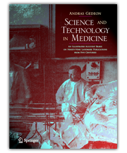 Science and Technology In Medicine Book Cover